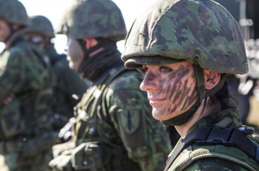 Lithuania's governing coalition backs 400m litas defence budget increase