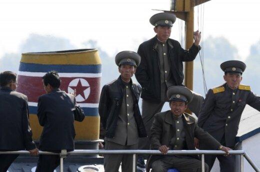 Солдат из КНДР бежал в Южную Корею, переплыв через реку