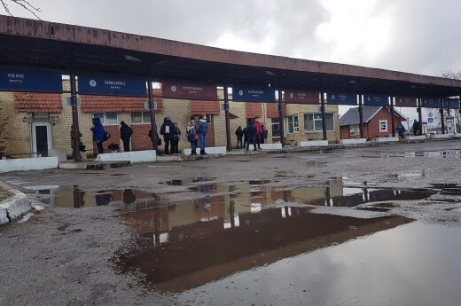 STT tiria galimą piktnaudžiavimą derinant Trakų autobuso stoties rekonstrukciją