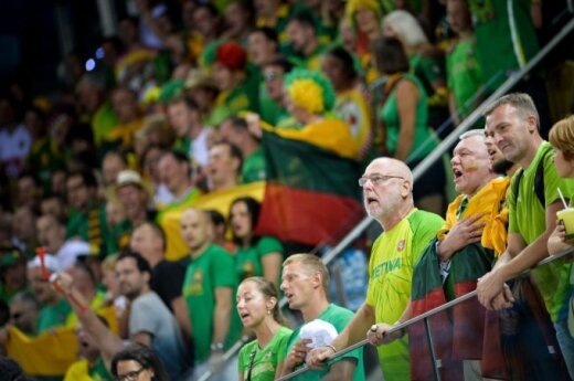 Lithuania protests FIBA decision to shorten national anthem