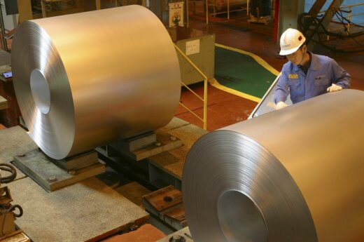 Finnish steel giant to open a service centre in Vilnius