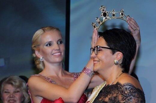 В Латвии выбрали самую красивую бабушку 2012 года