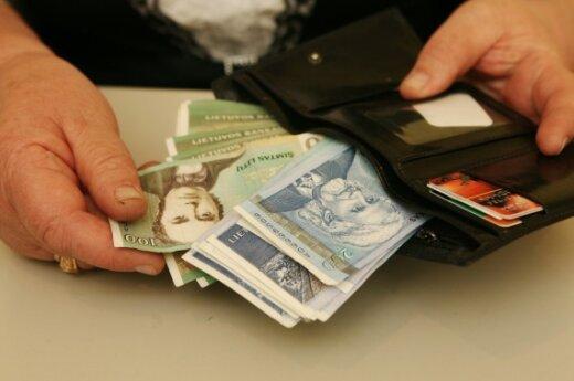 Мнение. Миф о минимальной зарплате в Литве