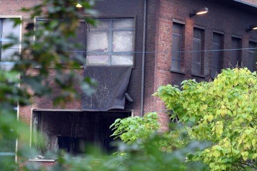 Briuselyje nugriaudėjo sprogimas   Pro Patria