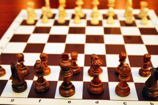 Четвертая победа литовских шахматисток на олимпиаде