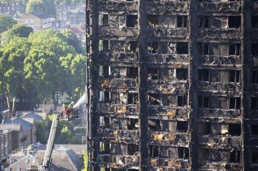 Скотланд-Ярд назвал новое число жертв пожара в Grenfell Tower: минимум 58