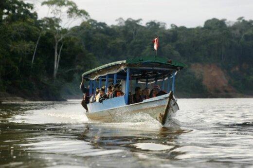 В Амазонии построят третью по величине в мире ГЭС