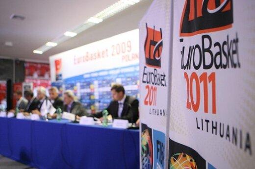 2011 m. Europos krepšinio čempionatas vyks Lietuvoje