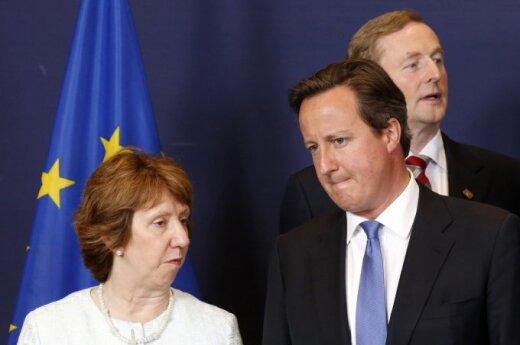 David Cameron: Po upadku ZSRR zniknął fundamentalny podział ideologiczny. Aż do teraz