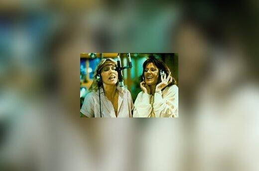 Группа ABBA выступит без вокалисток