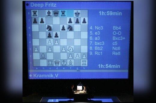 Украинский шахматист будет выступать за Россию