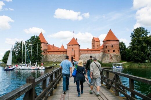 Išlaidaujantiems turistams Trakų pilis – ne visuomet svetinga