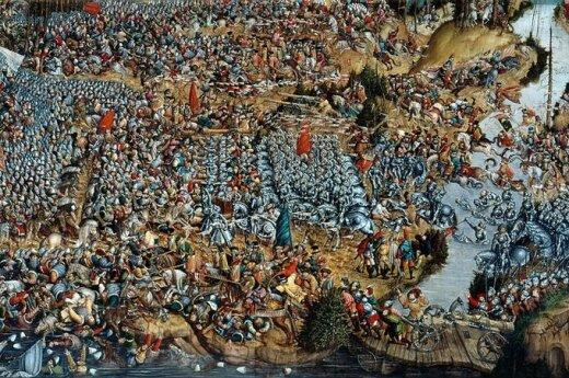 В Литве 2014-ый год объявлен годом битвы под Оршей
