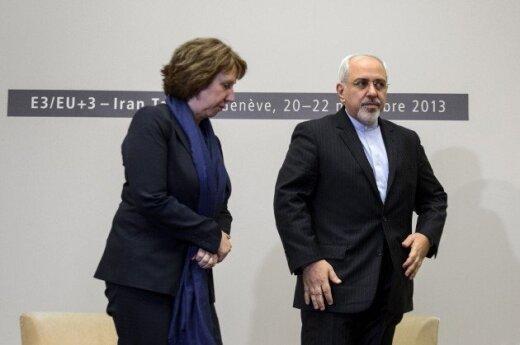 Derybos Ženevoje dėl Irano branduolinės programos