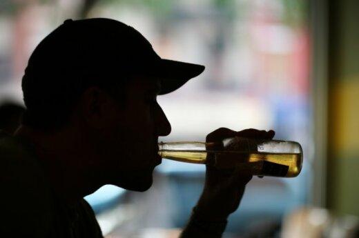 Vyras geria