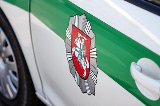 В Вильнюсе в аварию попал французский дипломат