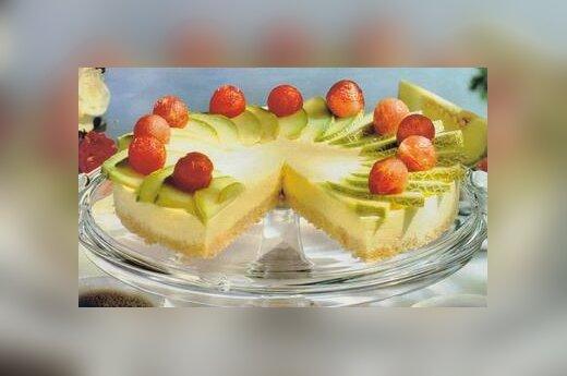 Tortas su melionu
