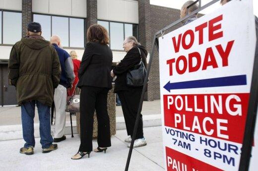 В США начались первичные президентские выборы