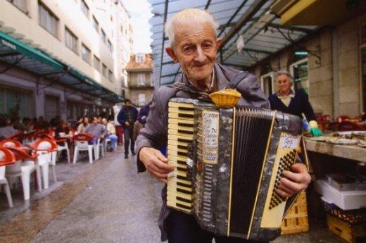 Европейцы хотят жить на пенсии в Испании