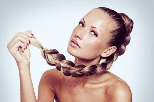 Paprasti ir natūralūs būdai turėti ilgus ir sveikus plaukus