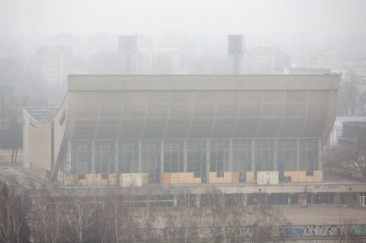 Vilnius Sports Palace renovation deemed project of national importance