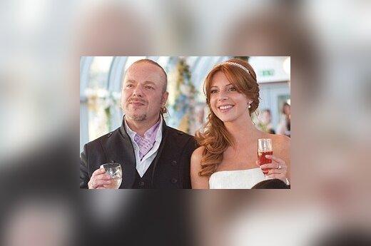 Наталья Подольская и Владимир Пресняков. Фото: личный архив