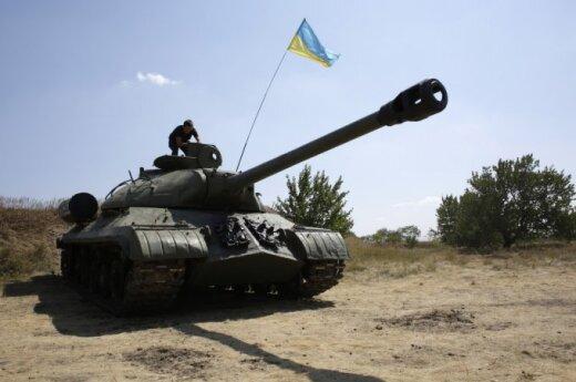Разведка боем: обнародовано ВИДЕО боев сил за Иловайск