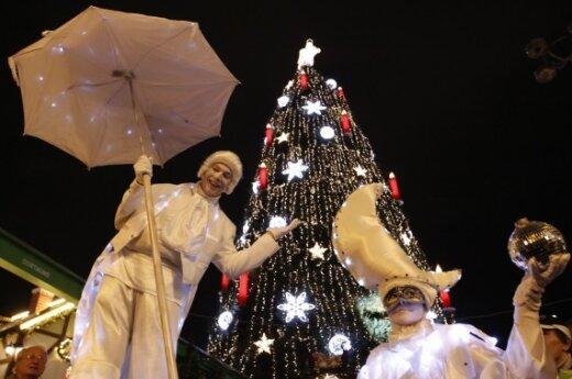 В Дортмунде – рекордная по высоте елка