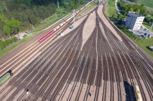 Lietuvos geležinkeliai švenčia 25 m. jubiliejų