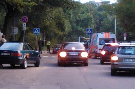 W Wilnie mężczyzna strzelał do przechodniów