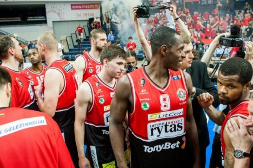 Vilnius and Klaipėda basketball clubs withdraw from Russia's VTB United League