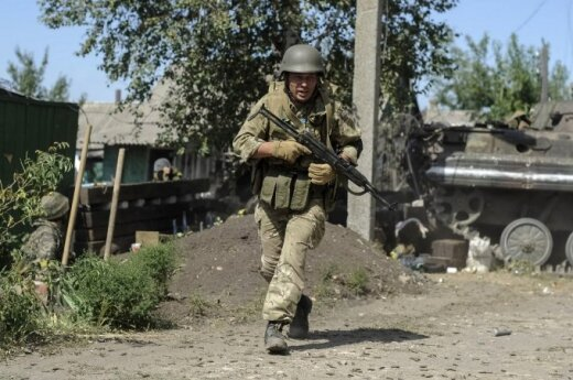 Lithuania condemns Russia's military invasion of Ukraine