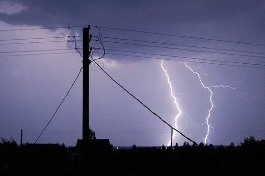 Попадание молнии в мобильный телефон – исключительный случай
