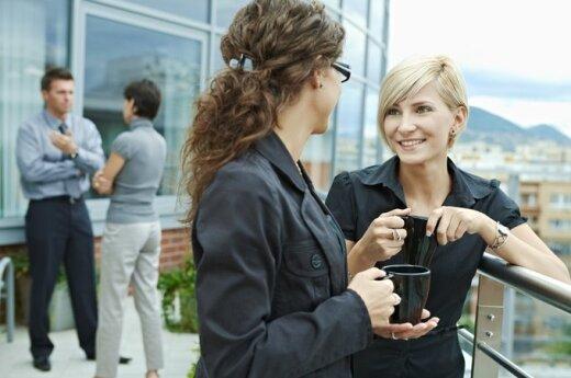6 kolegų tipai, kuriuos kasdien sutinkame darbe