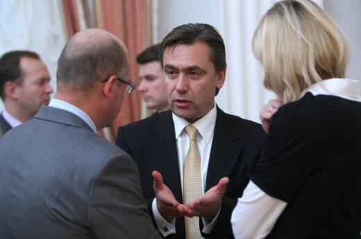 Ambasador Litwy wraca na Białoruś