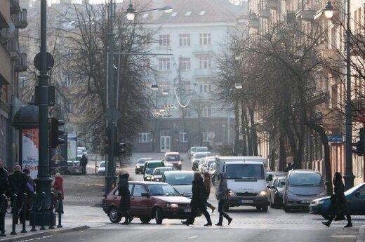 Председательство в ЕС Вильнюс встретит не приведенными в порядок улицами и не работающими камерами