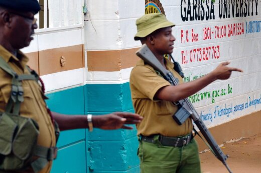 В Сомали спецслужбы по ошибке застрелили министра