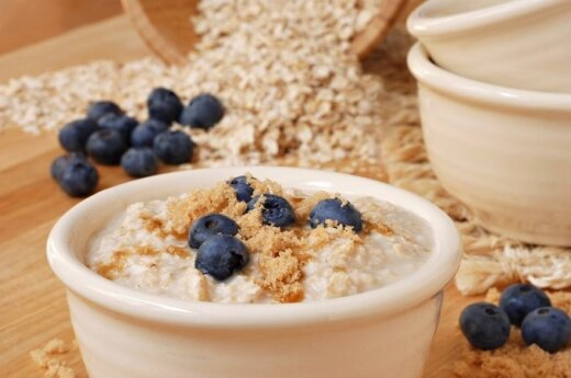 Овсяная диета: за и против