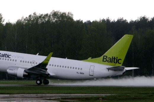 Министр: ясность с финансами airBaltic появится в июле