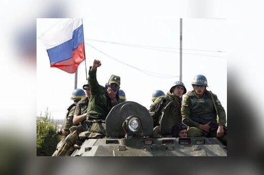 Франция призывает Россию вывести войска из Грузии