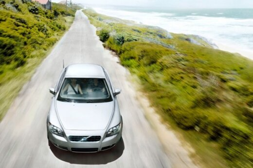 Latvijoje – naujų automobilių prekybos štilis