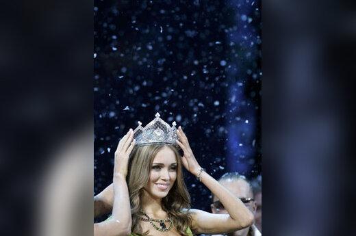 """Mis Rusija 2007"" Ksenija Suchinova"