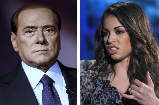 S.Berlusconi ir Ruby