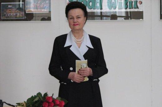 Skakowska: Nie otrzymuję żadnej pomocy od miejscowych przedsiębiorców
