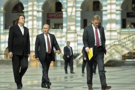 Песков: Запад пытается добиться свержения Путина