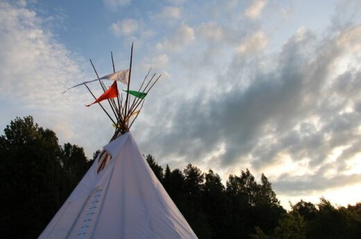 "Festivalis ""Yaga gathering 2013"""