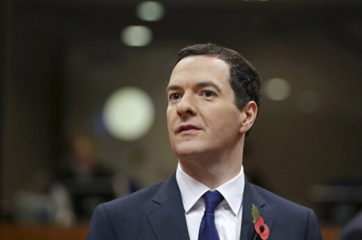 George'as Osborne'as