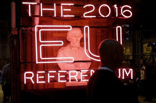 Экзит-пол: большинство британцев проголосовали за сохранение членства в ЕС