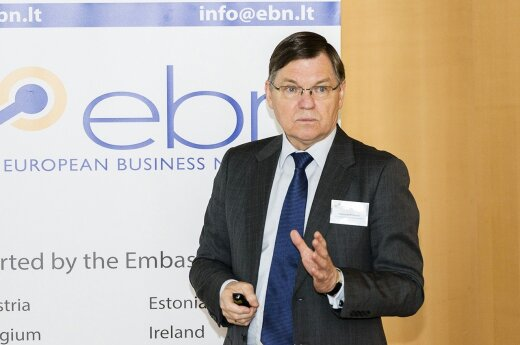Vice-Minister of Finance Algimantas Rimkūnas