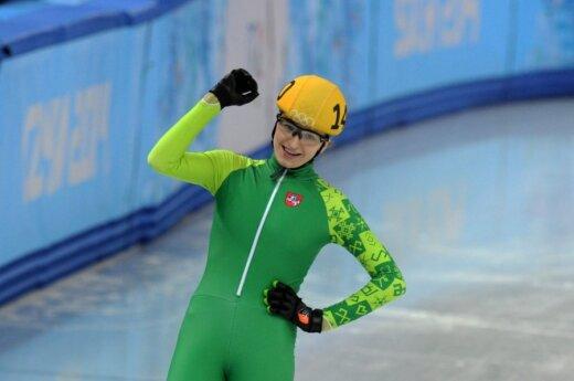 A. Sereikaitei – Europos čempionato bronza